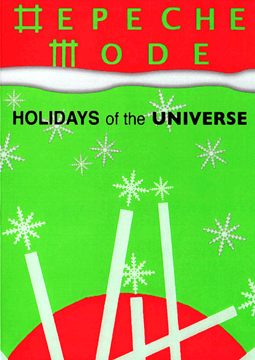 Depeche Mode - Holidays Of The Universe