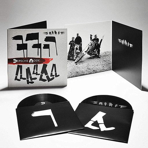 Depeche Mode - Spirit Deluxe Edition Vinyl